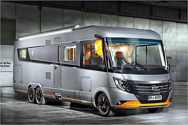 Luxus Wohnmobil Im Lamborghini Look Gerrys Blog
