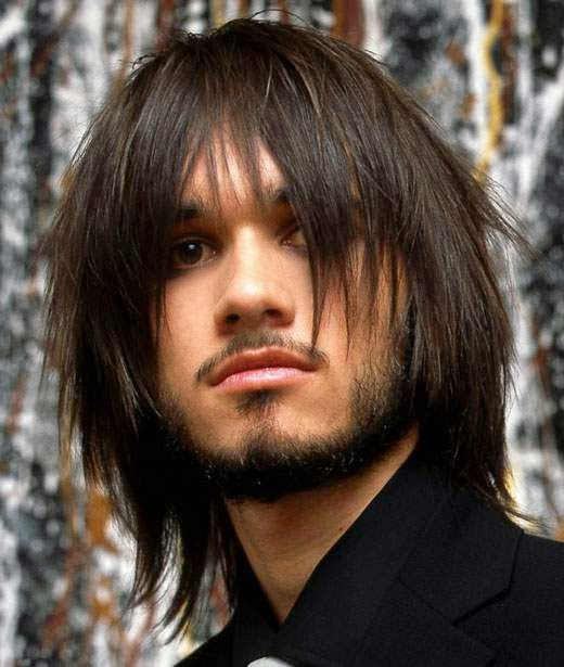 2014 Long Hairstyles for Men