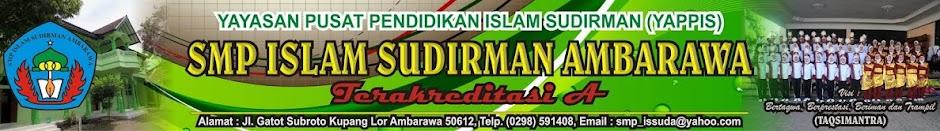 SMP ISLAM SUDIRMAN AMBARAWA