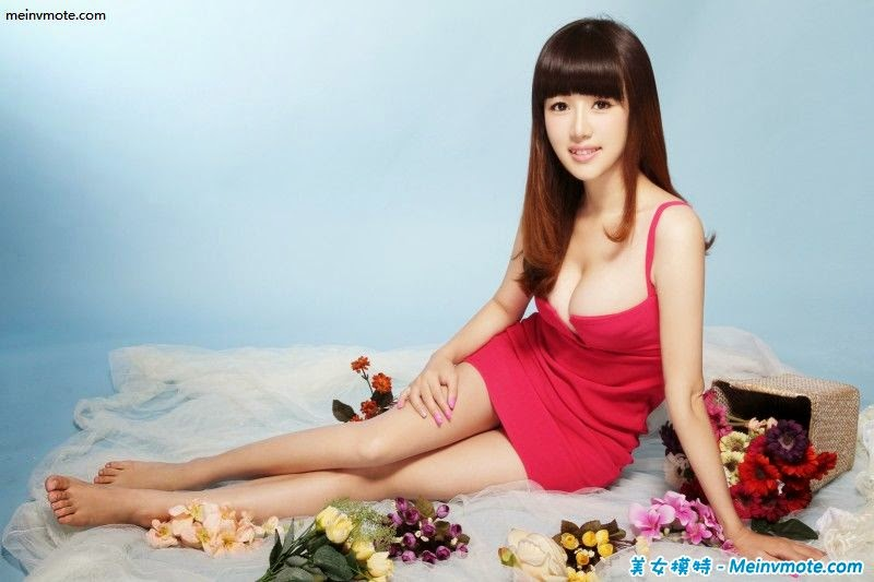 Ladies temperament come Han Qilin