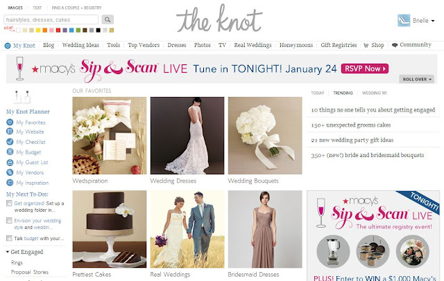 The Knot Screenshot