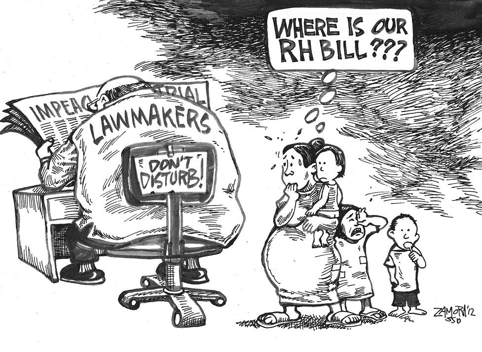 rh bill editorial essay Passage of the rh law was a hard-won victory for the administration, and it  should not let that victory go to waste through poor implementation.