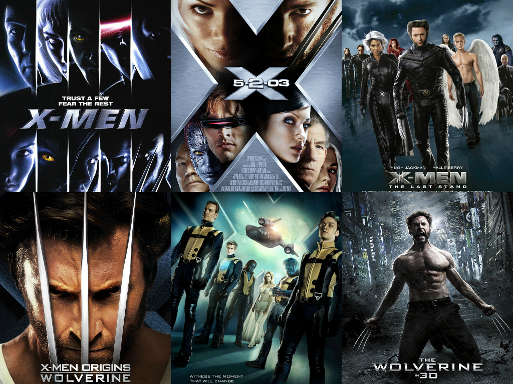 Saga X-Men Torrent Alta Definicion
