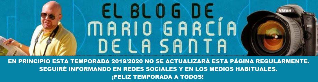 El Blog de Mario García de la Santa