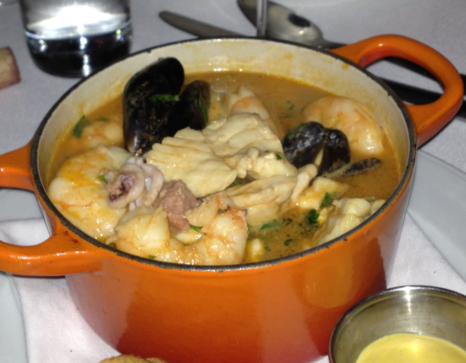 Rela 39 s journal southern hospitality for Southern fish stew recipe