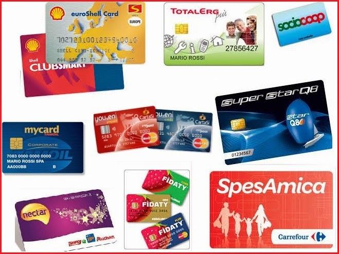 tessere fedeltà: vantaggi e svantaggi delle fidelity card