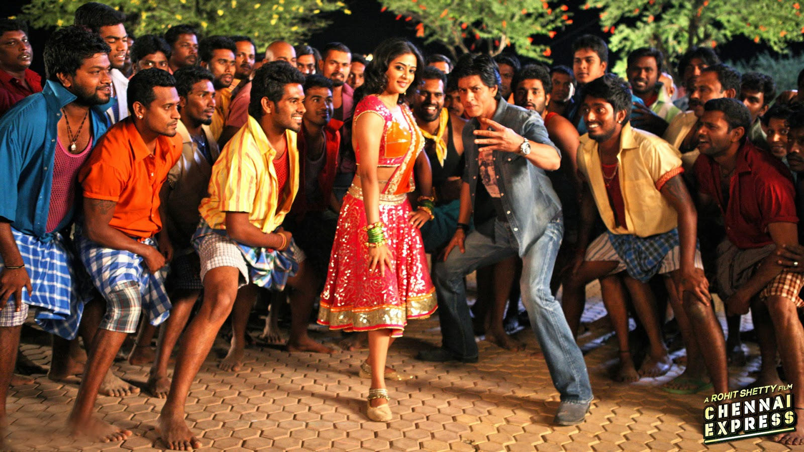 Chennai express hd wallpapers for 1234 get on the dance floor hd video