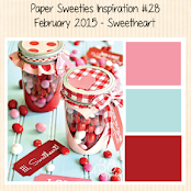 Paper Sweeties February Inspiration Challenge #28