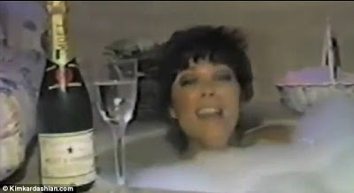 : One of the many locations featured in Kris Jenner's cheeky video