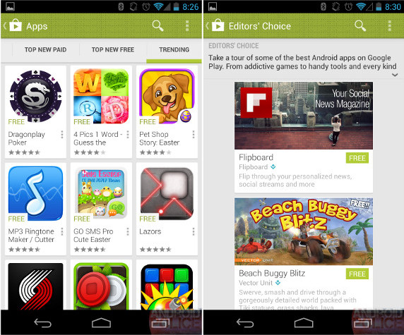 free games download for android via google play
