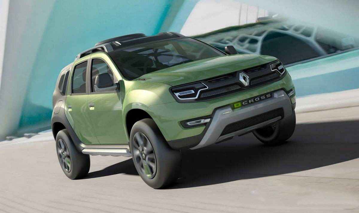 automovel Novo Renault Duster 2014