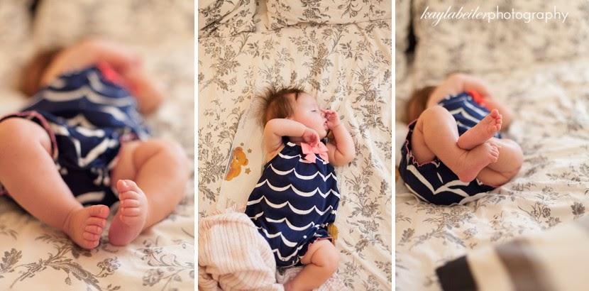 babys feet photo