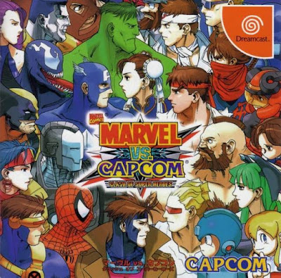 Pack com 3 jogos PC Marvel Vs Capcom X-men Vs Street Fighter