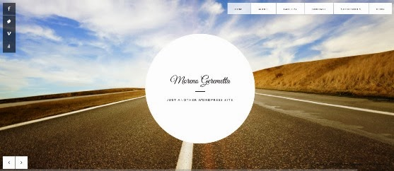 Moreno Responsive Wedding WordPress Theme