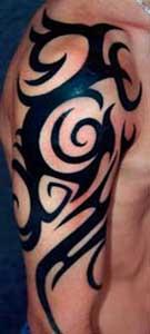 dragon tattoo art also flower