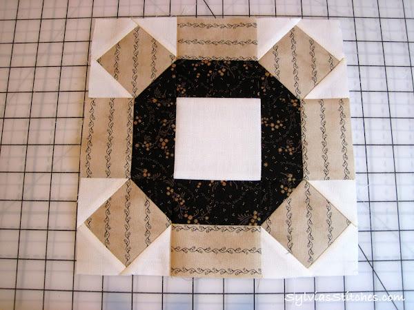 Web Fabrics Blocks of the Month 2013