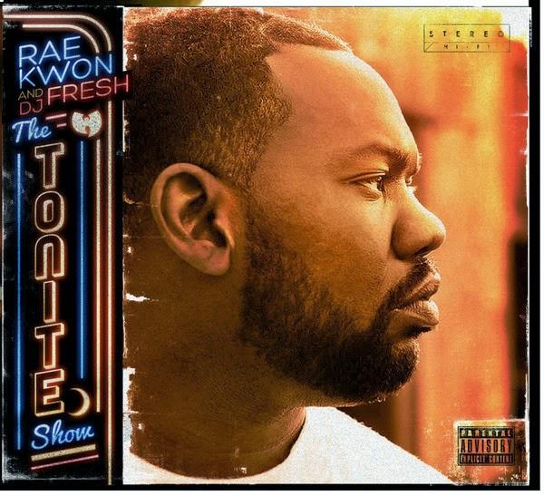 Raekwon - The Tonite Show Cover