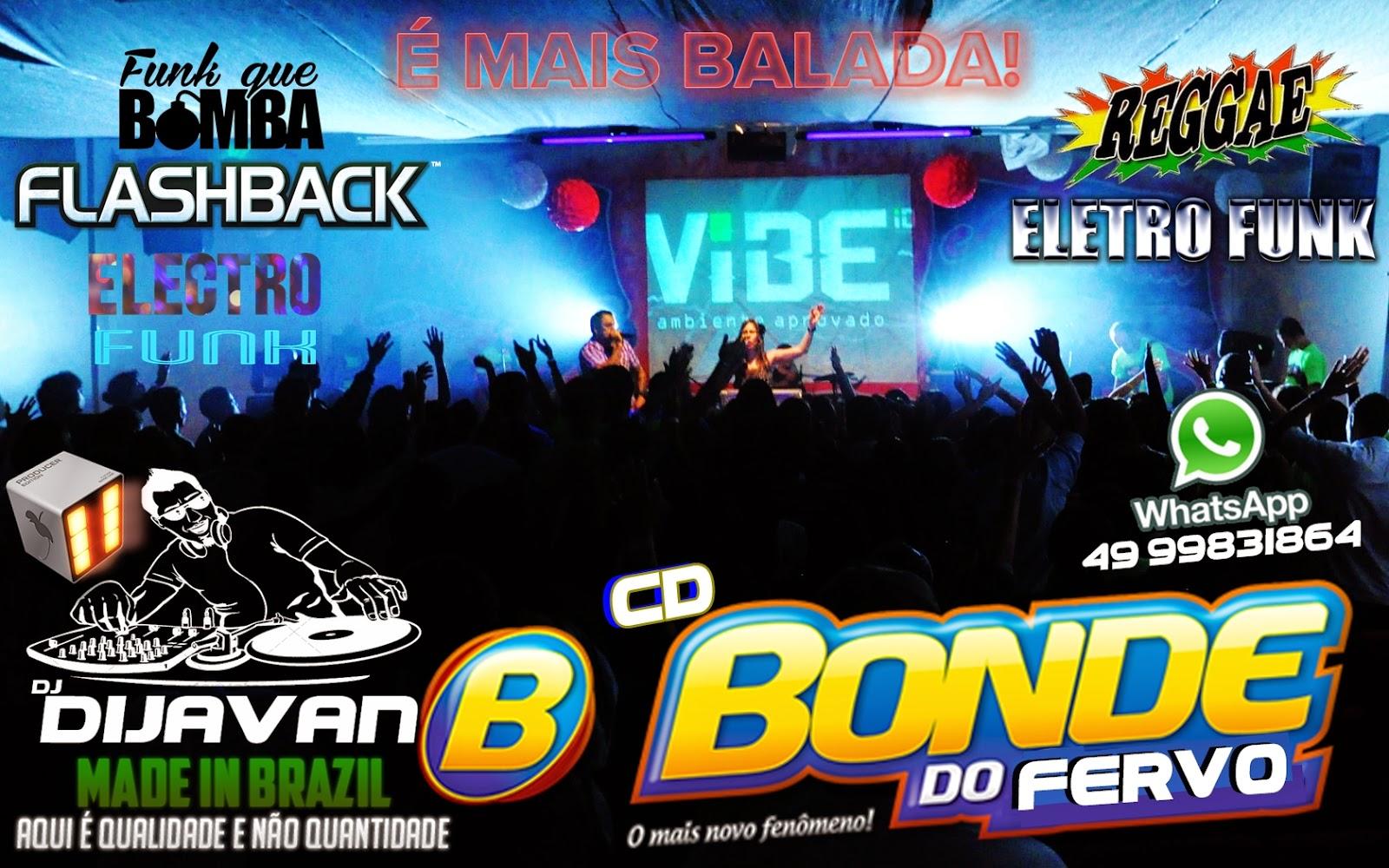 BAIXAR CD BONDE DO FERVO