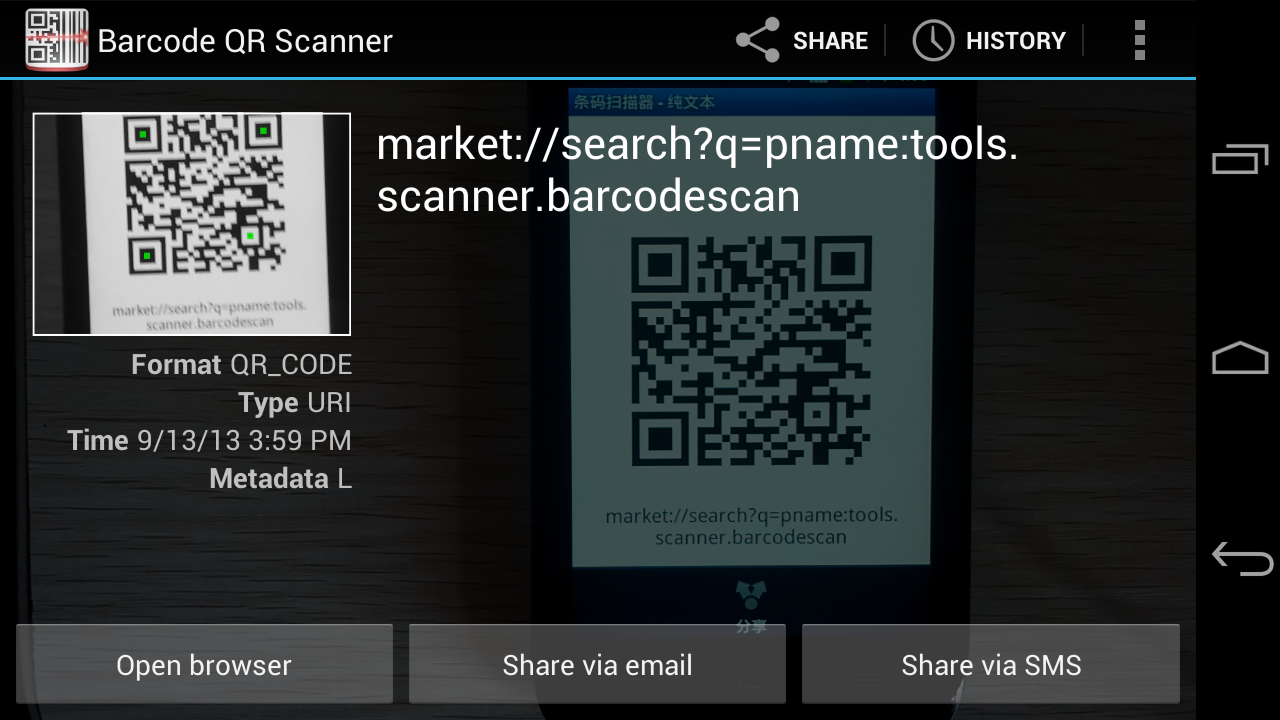 Download Aplikasi Barcode QR Scanner Android Apk Asik - 6