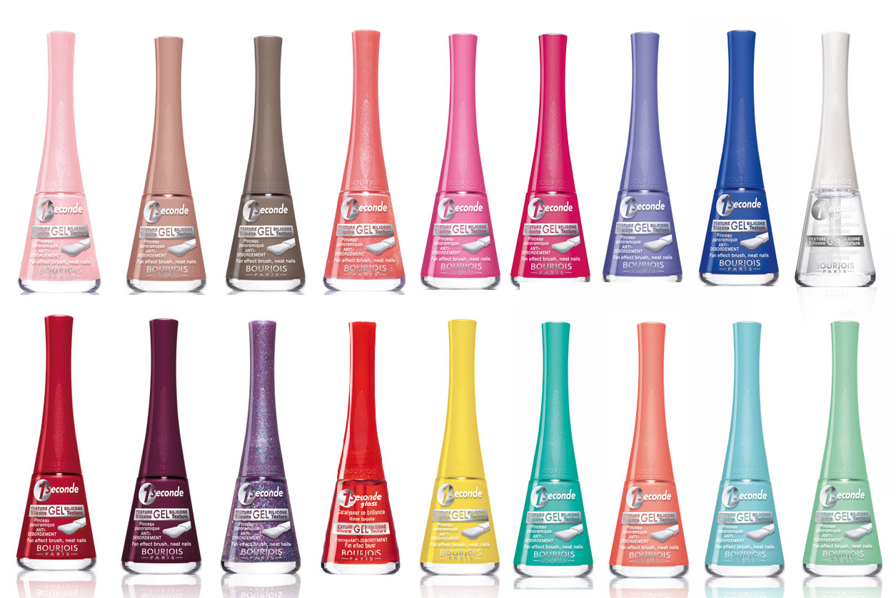 esmaltes 1Seconde de Bourjois