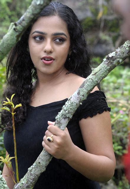 Nithya menon  Malayalam movie actress new photos hot photos