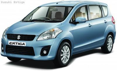 Suzuki Ertiga VS Avanza