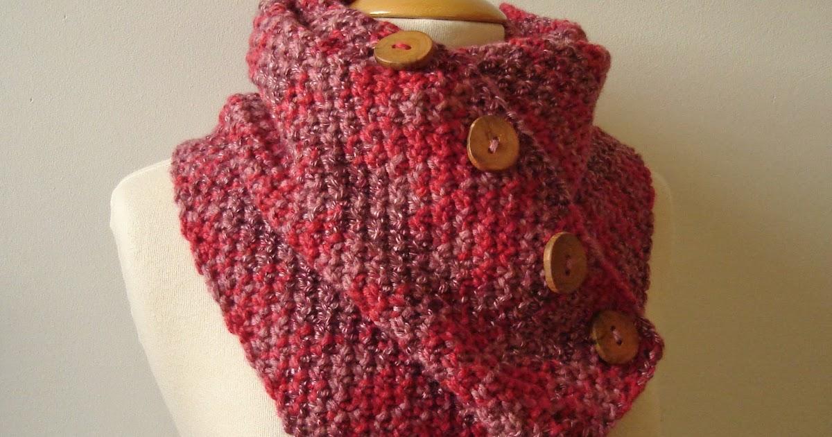 Snood Knitting Pattern Double Knit : HandmadeHandsome, handmade items and knitting patterns, handgemaakte artikele...