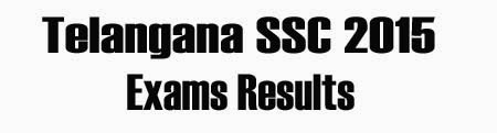 Telangana 10th result,ssc results in telangana,TS SSC (10th Class) 2015 Results at bsetelangana.org