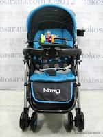 Kereta Bayi Pliko PK369 Nitro