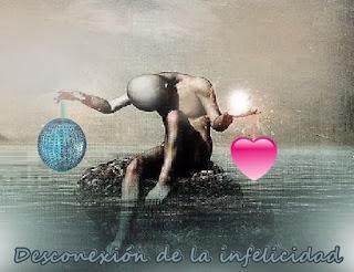 Querido, tú permaneces conectado a Mí y no a la infelicidad que agita tu Alma de forma inesperada en la vida, por favor desconéctate de esta limitación.