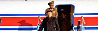 Coréia do Norte - Viagens Internacionais