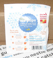 The Honest Kitchen Ice Pups mix