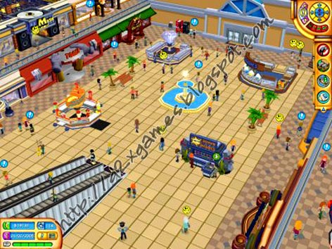 Free Download Games - Mall Tycoon 3