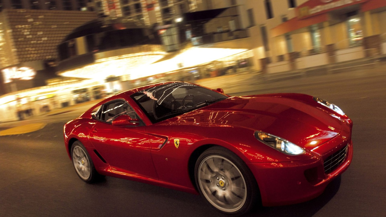 ferrari 599 gtb fiorano hd wallpapers hd car wallpapers. Black Bedroom Furniture Sets. Home Design Ideas