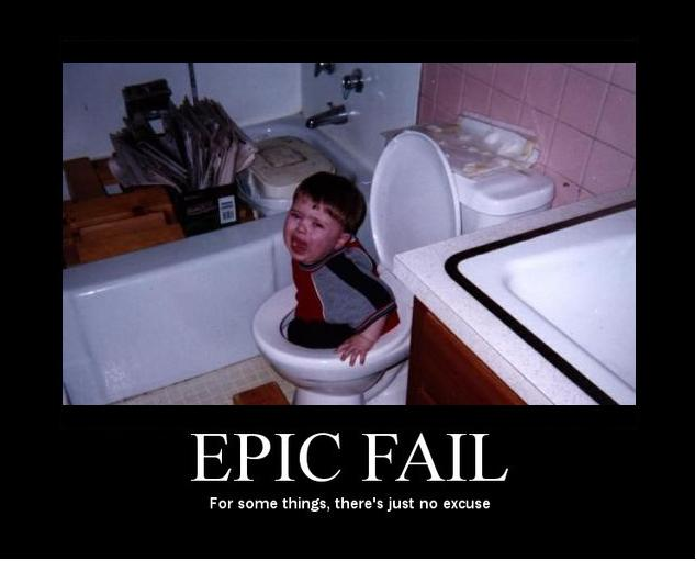 Here is a little collection of epic fails .Hope you enjoy it.Leave