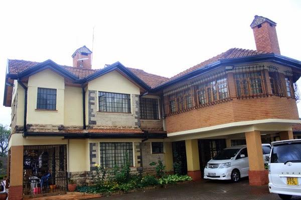 Evans Kidero House