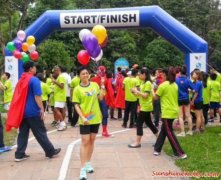 Run For a Better World 2014 @ Taman Jaya Park, Run For a Better World 2014, Taman Jaya Park, Petaling Jaya