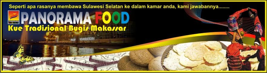 Kue Khas Bugis Makassar.