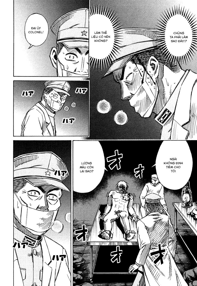 Higanjima chap 108 page 4 - IZTruyenTranh.com