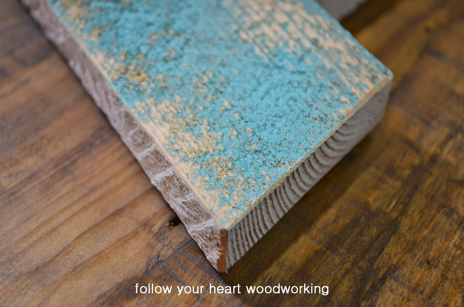 follow your heart woodworking: How to Make \