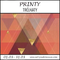 """PRINTY """"trójkaty"""" - edycja sponsorowana"""