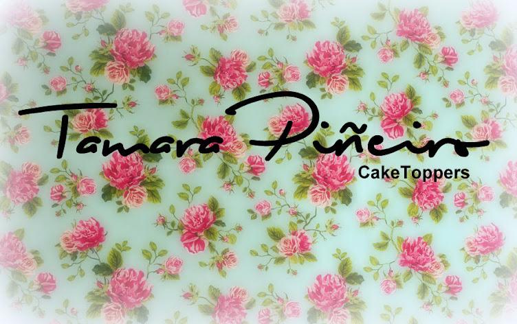 Tamara Piñeiro Cake Toppers
