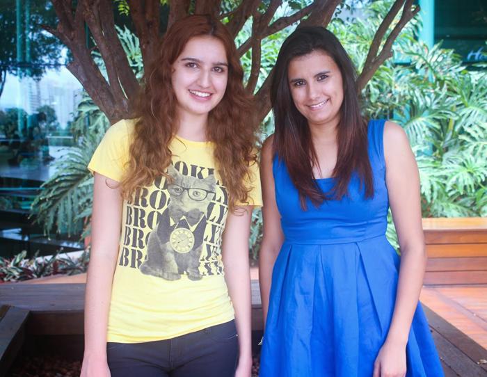 Ana Chamilete, Day Cunha Leonel, blogueira