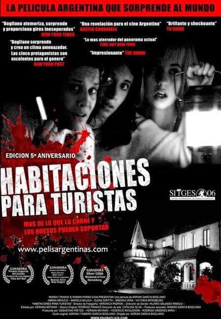 HABITACIONES PARA TURISTAS (2004)