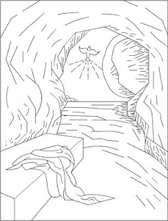 Jesus Coloring Pages to Print