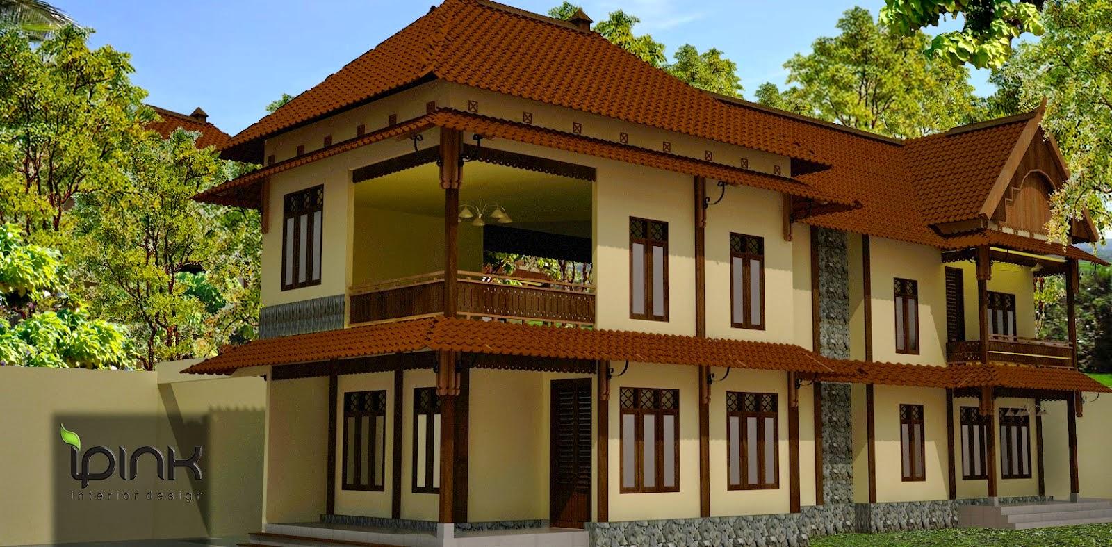 Tips Membangun Rumah Jawa Modern Konsep Desain Rumah
