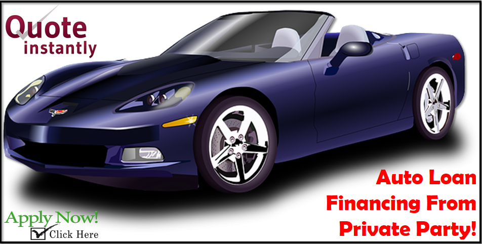 how to buy a private car on finance