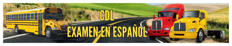 Examen de Practica CDL Gratis Licencia de Camion .U.S.A