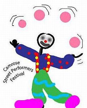 Camrose Street Performers Festival