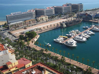 Marina of Alicante